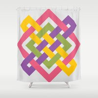 MKEKA Shower Curtain