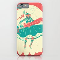 iPhone & iPod Case featuring Magical Ass Kicker by Polite Yet Peculiar