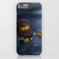 iPhone & iPod Case featuring Sink or Swim by powerpig