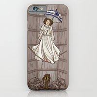 Leia's Corruptible Mortal State iPhone 6 Slim Case