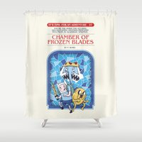 It's Time For An Adventu… Shower Curtain