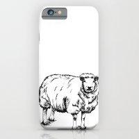 Sheep Sheep. iPhone 6 Slim Case