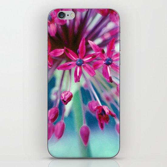 give power iPhone & iPod Skin