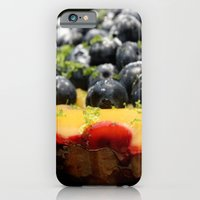 Blueberries iPhone 6 Slim Case