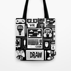 It's A Game Dev World Tote Bag