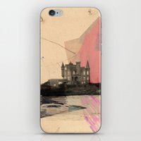 Castle's In The Air iPhone & iPod Skin