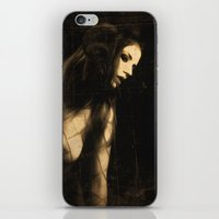 The devil in me iPhone & iPod Skin