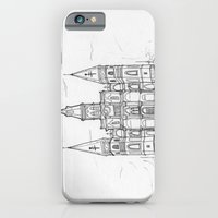 iPhone & iPod Case featuring St. Louis Cathedral | New Orleans | Illustration  by Krist Norsworthy