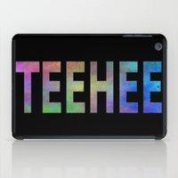 TEEHEE iPad Case