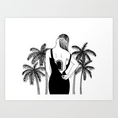 Come Into My World Art Print