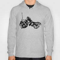 Cyclists Cycle Hoody