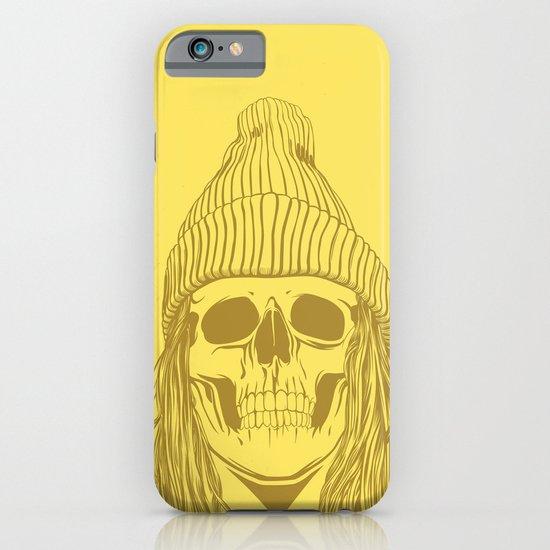 Skull Girl 3 iPhone & iPod Case