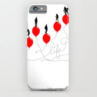 iPhone & iPod Case featuring Life by Hahn Pampas