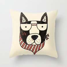 Dog Throw Pillow