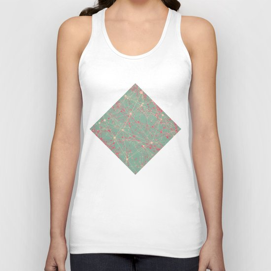LINK abstract I Unisex Tank Top