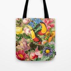 Toucans Tote Bag