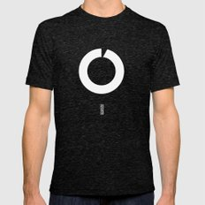 ENSO IN SWITZERLAND Mens Fitted Tee Tri-Black SMALL
