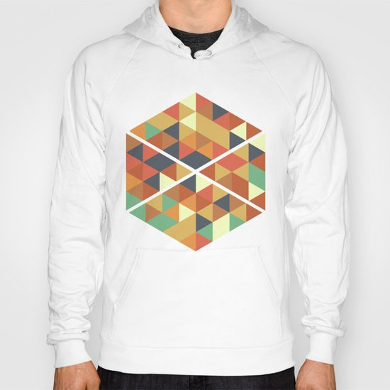 Triangle Pattern II Hoody
