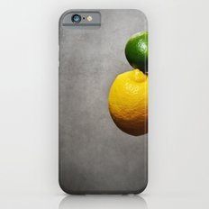 Lemon and Lime iPhone 6s Slim Case