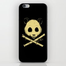 The Jolly Panda iPhone & iPod Skin