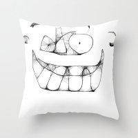 Ello Governor Throw Pillow