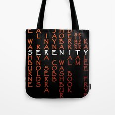 Part of the Crew Tote Bag