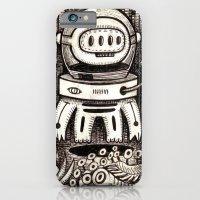 iPhone & iPod Case featuring OGM GARDEN - La visite by Exit Man