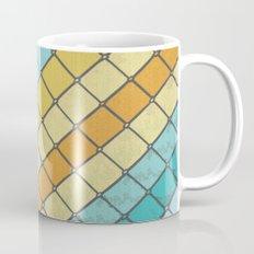 Fish Aqua Print Mug
