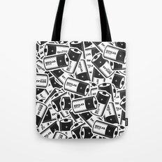 Bipolar Bitch Pattern Tote Bag
