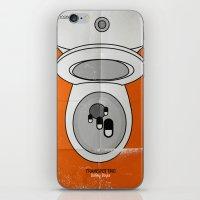 Trainspotting... iPhone & iPod Skin