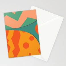 Amazing things will happen Stationery Cards