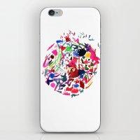 Cool Moon iPhone & iPod Skin