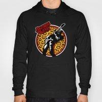 Armor King 80s Rock Shirt Hoody