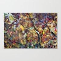 Autumn Rainbows Canvas Print
