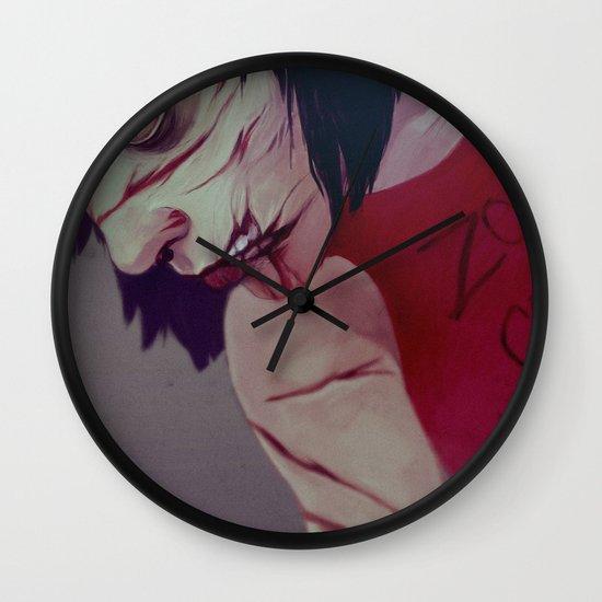 zombiesgonewild Wall Clock