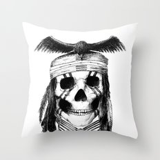 Tonto Throw Pillow