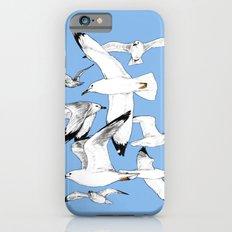 Flying around Slim Case iPhone 6s