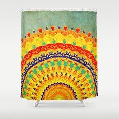 Ornamentalia Vintage Pattern Shower Curtain