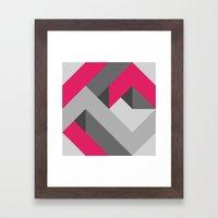 Pathfinder Framed Art Print