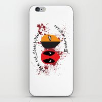 Wilson Brothers 2D  iPhone & iPod Skin