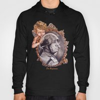 COME BACK OR LEAVE By Da… Hoody