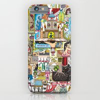 iPhone & iPod Case featuring Brainstorming by Oguzhan Secir