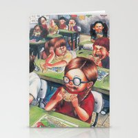 Recess Stationery Cards