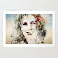 Gala MM Art Print