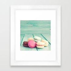 Sweet hard currency Framed Art Print