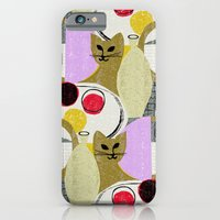 Still Life with Cat iPhone 6 Slim Case