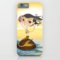 iPhone & iPod Case featuring Sirena by José Luis Guerrero