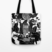 Dirt Cheap (2008) Tote Bag