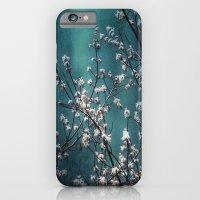 Snowflakes Tree iPhone 6 Slim Case