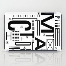 METAL FICTION iPad Case